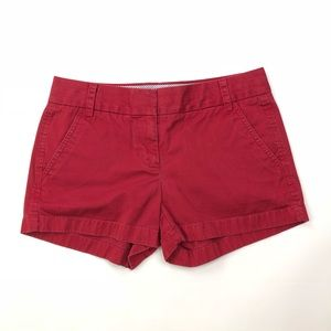 J. Crew Chino Shorts Khaki Size 2